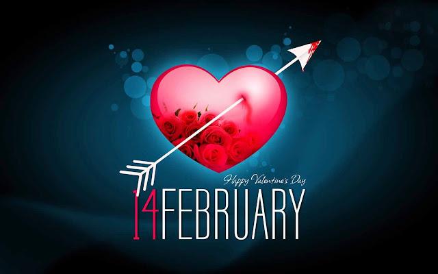 Happy Valentines Day Greetings 2017