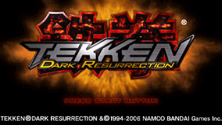 Tekken 5: Dark Resurrection CSO PPSSPP