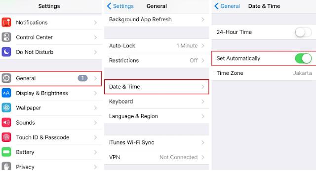 Cara Memperbaiki IPhone Tidak Dapat Terhubung ke ITunes Store 4