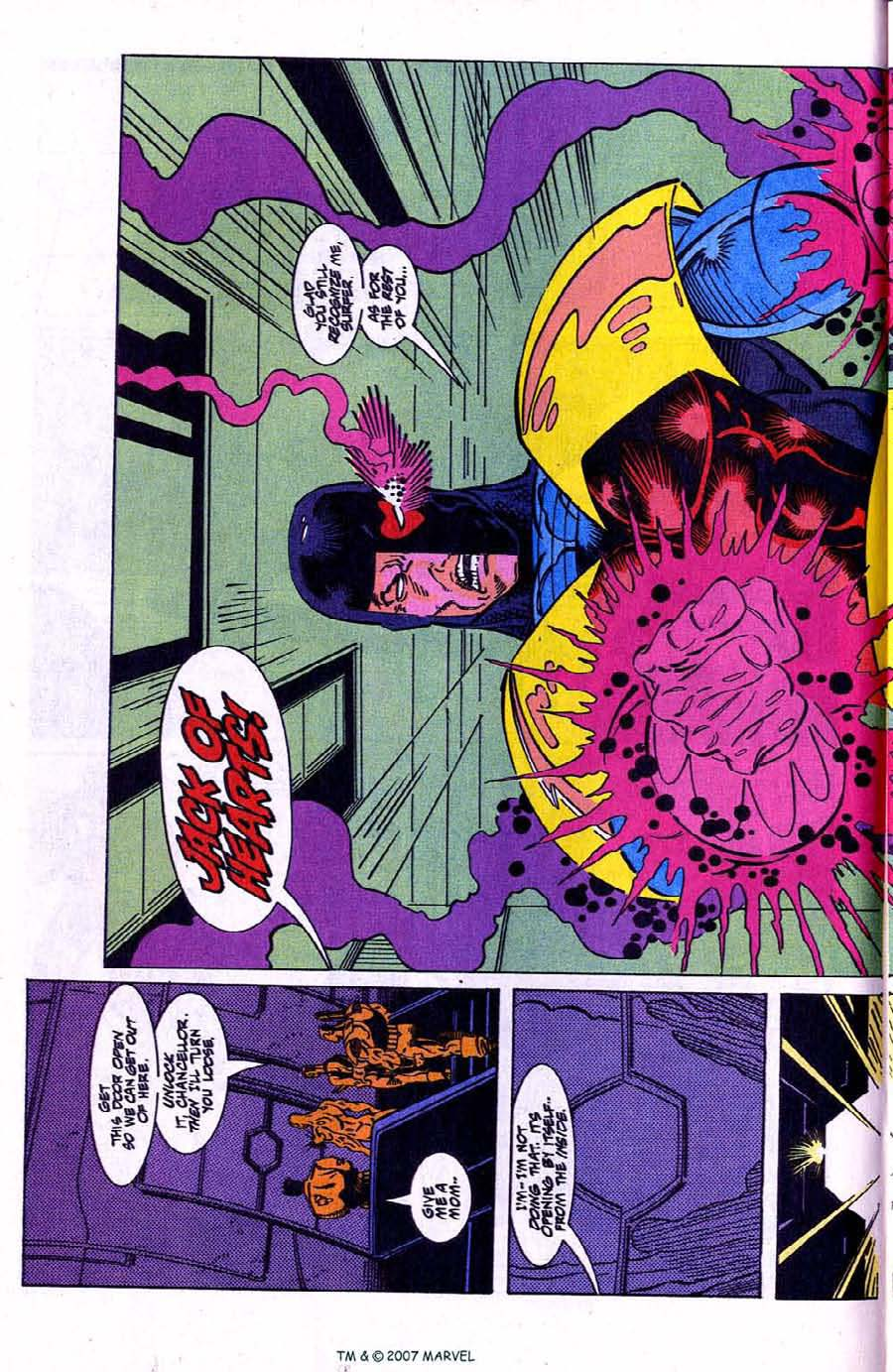 Read online Silver Surfer (1987) comic -  Issue #78 - 16