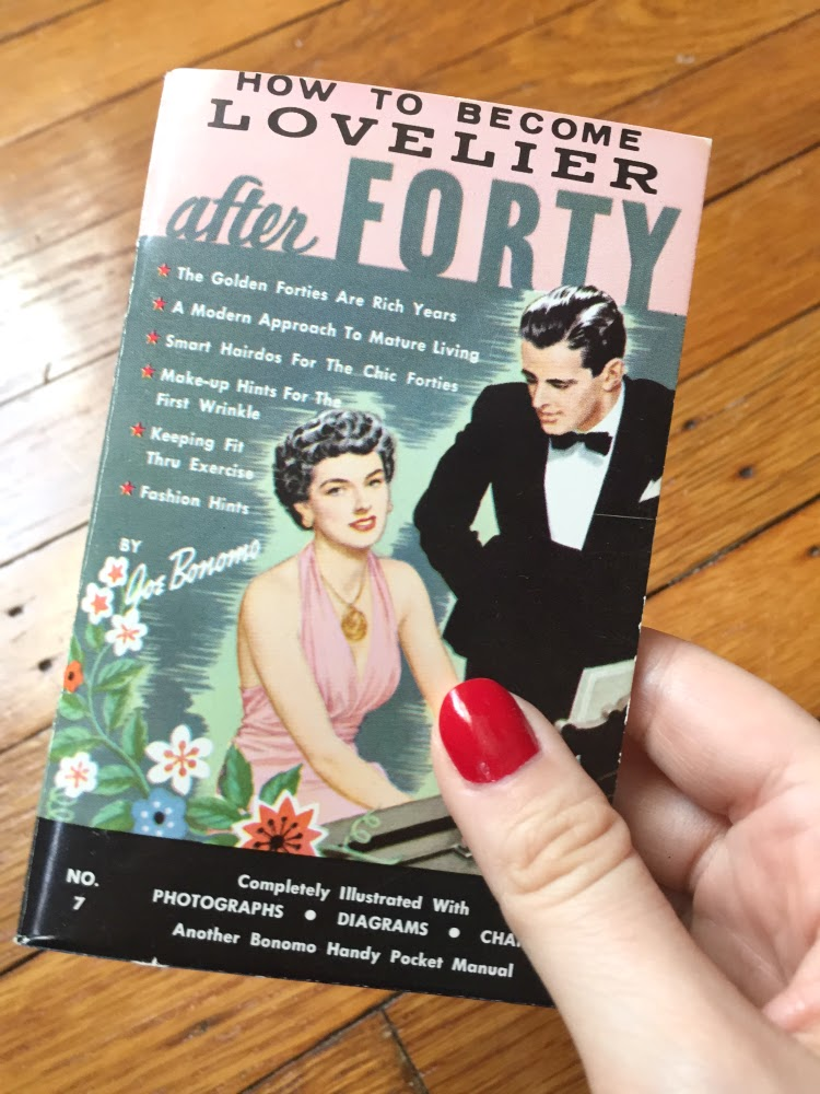 A Vintage Nerd Joe Bonomo Vintage Books Self Help