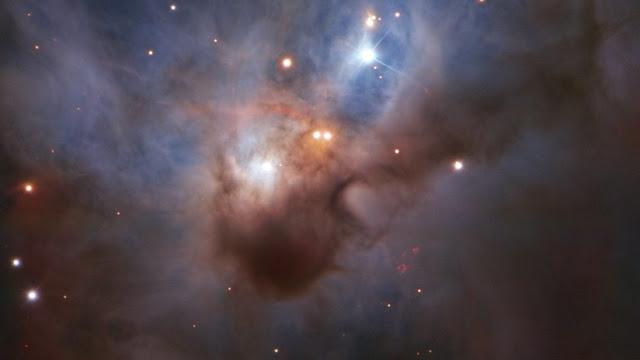 Publican el retrato más detallado de la nebulosa del Murciélago Cósmico