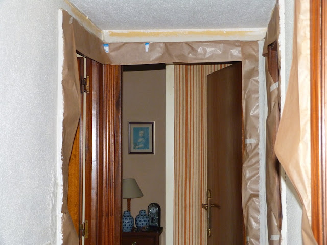 pasillo-pintura-pared-techo