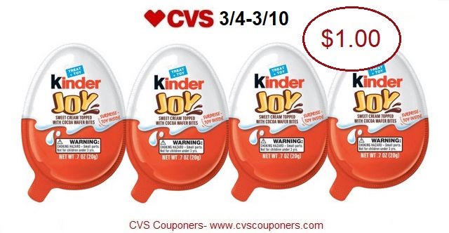 http://www.cvscouponers.com/2018/03/stock-up-kinder-joy-single-eggs-only.html