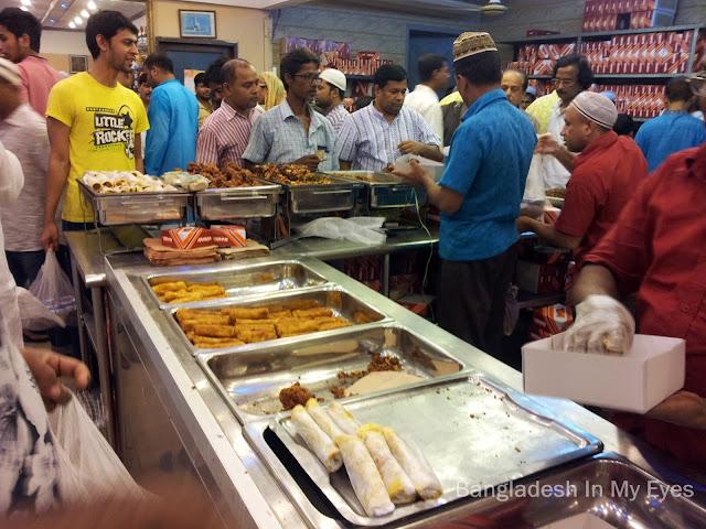 Iftar item Anondo Bakery