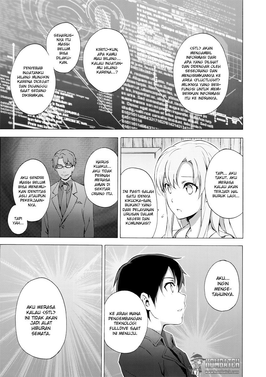 Sword Art Online: Project Alicization Chapter 05-12
