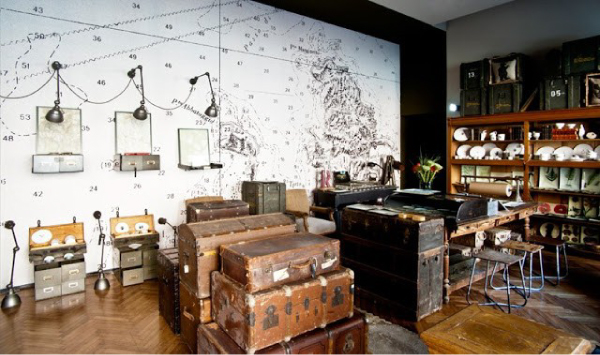 Raw milano mobili e oggetti vintage blog di arredamento for Vendita oggetti design