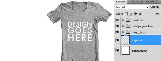 15 Blank T-Shirt Mockup Templates - Jayce-o-Yesta