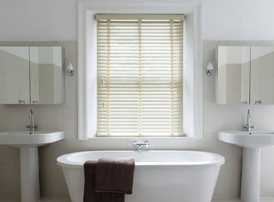 Bathroom Vision blinds in Melbourne