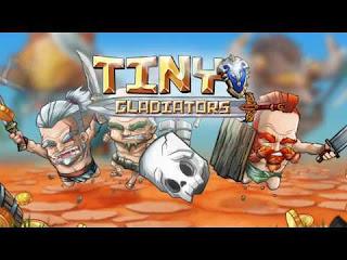 Tiny Gladiators Hacked Apk