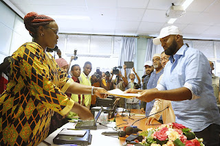Hassan Joho cleared by IEBC. PHOTO | Courtesy
