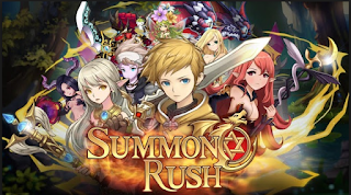 Download Summon Rush V1.0 MOD Apk ( Unlimited Money / High Damage )