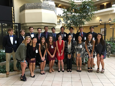Montgomery Catholic Honored at YMCA Youth Judicial Conference 4