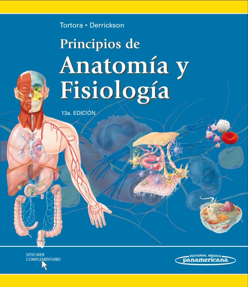 ANATOMÍA Y FISIOLOGÍA HUMANA - TORTORA ~ LIBROS DE MEDICINA ...