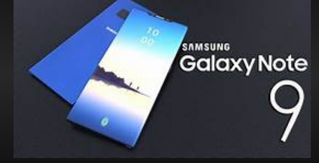 Samsung galaxy note edge 9
