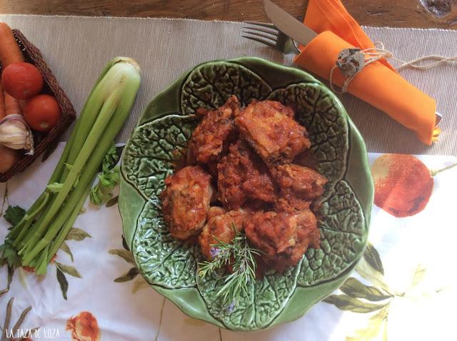 pollo-con-tomate-y-verduras