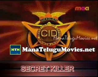 CID -Secret Killer :Detective Serial (28th Jun)