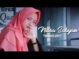 Donlod semua kolleksi lagu sholawat Nisya Sabyan full album rar