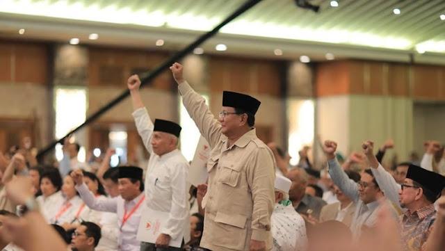 BPN Jelaskan Maksud Rencana Prabowo Tulis Surat Wasiat