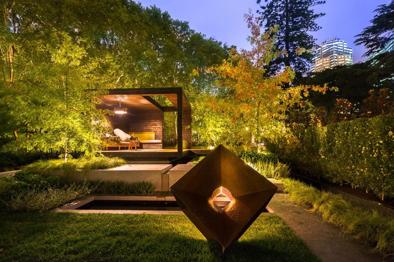 Outdoor Sculpture by Lump Studio
