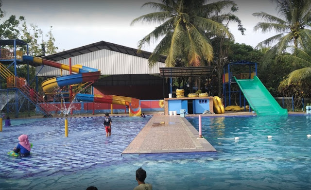 Kolam Renang Taman Wisata Pasir Putih Sawangan Depok