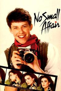 Poster No Small Affair