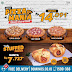 Promo Dominos Pizza Menu Baru Pizza Mania Hanya Rp 14.091