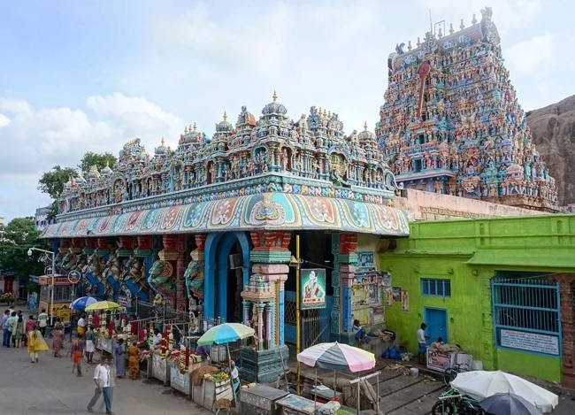 Thiruparankundram Subramaniya Swamy Temple