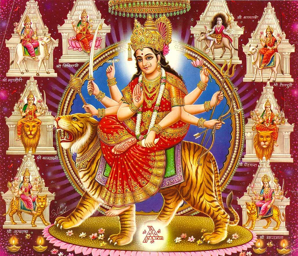 The Devi Gita: The External Worship of the Devi