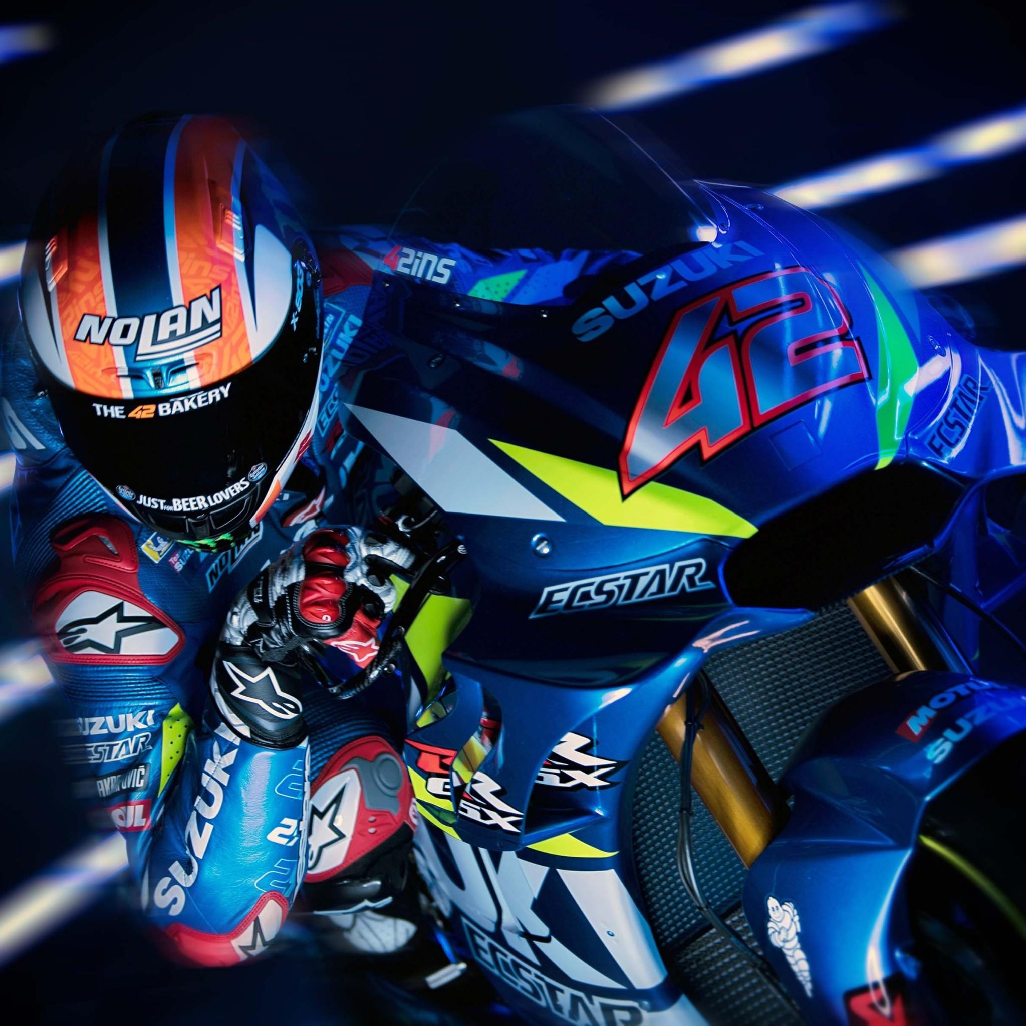 Suzuki Gsx Rr Racing Motogp Wallpaper
