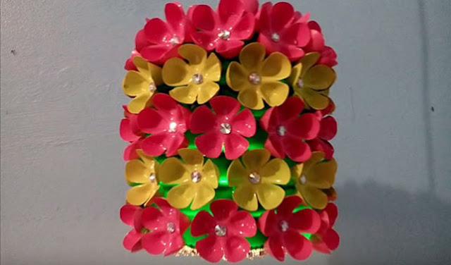 CEPOT PREDATOR 2  Ini 12 Cara Membuat Lampu Hias dari Botol Bekas ... 39eab72495
