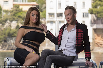 the Couple who spent £200,000 to look like barbie and Ken