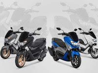 Harga, Spesifikasi dan Modifikasi New Yamaha Nmax 155cc 2018 Jozz Gandozz