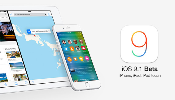 Download iOS 9.1 Beta IPSW (13B5110e) for iPhone, iPad & iPod Touch - Direct Links