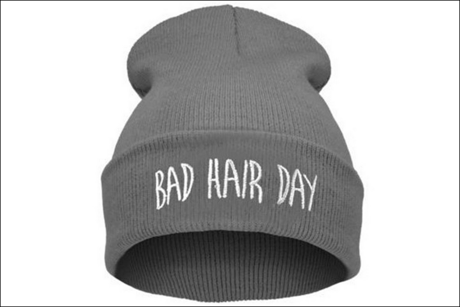 шапка бини bad hair day