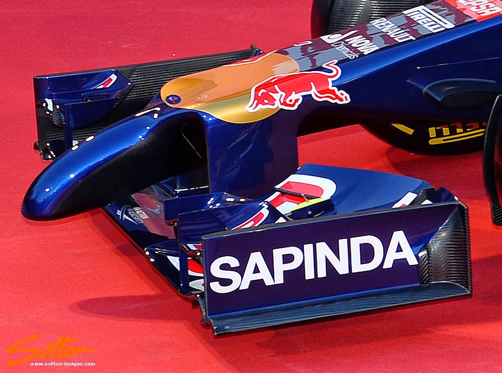 Toro Rosso STR9 Technical Launch Analysis - SomersF1 - The