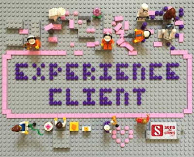 Customer experience LEGO
