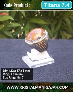 Cincin MG Titans 74