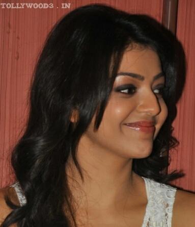 Latest Kajal Aggarwal Hot HD Smiling Close Up Face Photos
