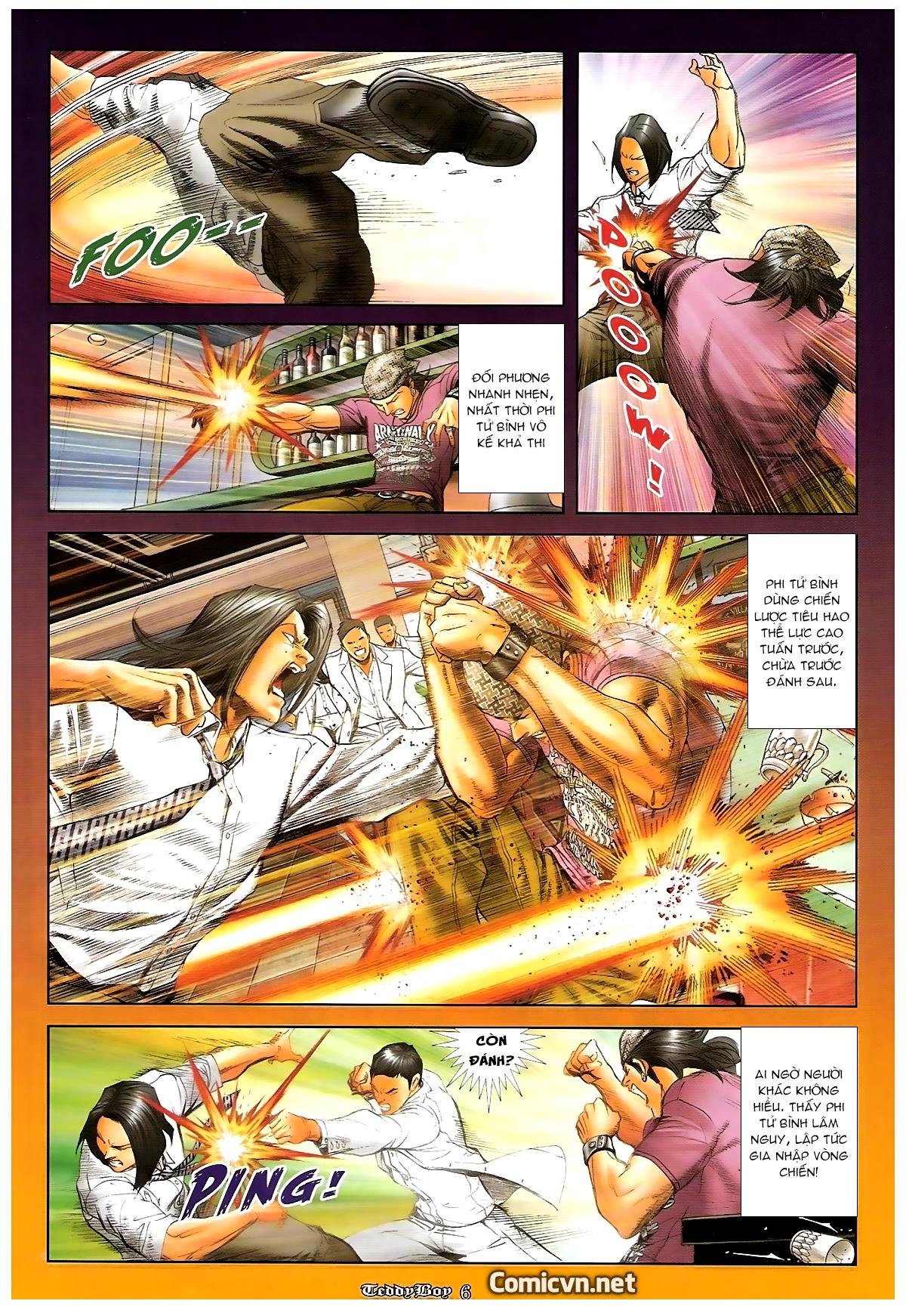 Người Trong Giang Hồ - Chapter 1245: Giang Hồ - Pic 4