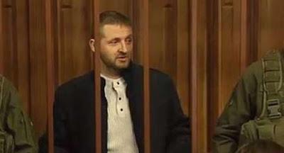 Прикордонника Колмогорова звільнено з-під варти