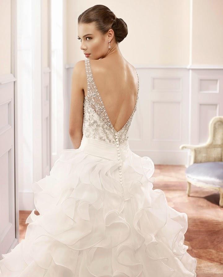 Eddy K Wedding Dresses 2015 Milano Collection