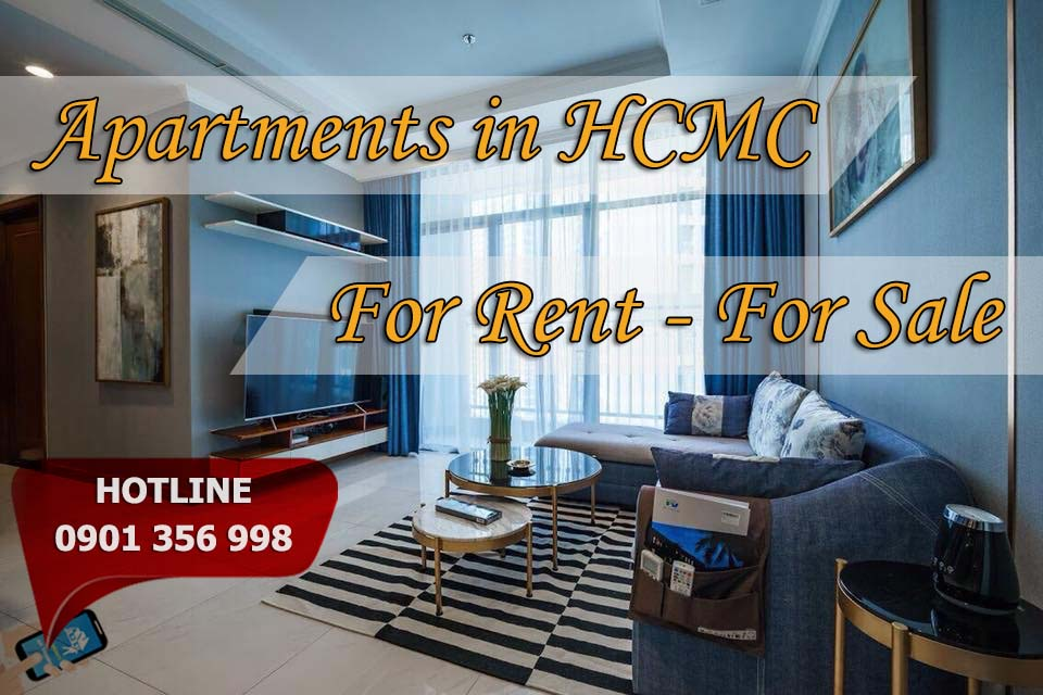 Apartments in HCMC for rent and for sale
