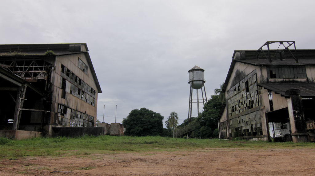 A Failed 1930s American Town, Lost in Time in the Amazon