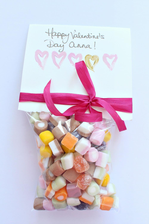 Handmade Valentine Card Idea
