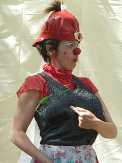 teatro de calle, titiriluche, clown, festival de calle