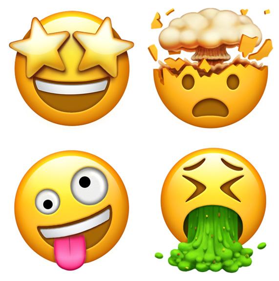 apple divulga alguns novos emoji que chegarão ao ios 11 mundo ios