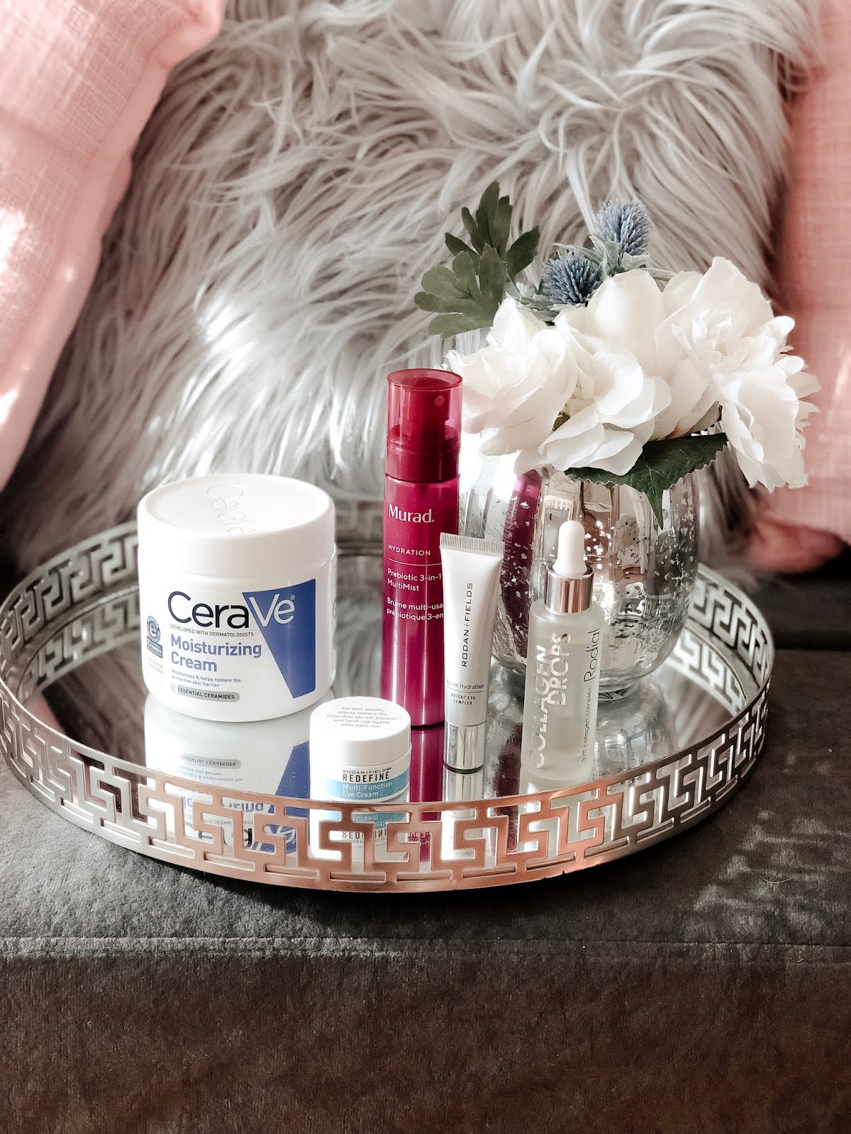 5 Skincare Products To Start The New Year, beauty bloggers, skincare solutions, dry skin, moisturizers, Cerave, Rodan and Fields, Murad, Rodial