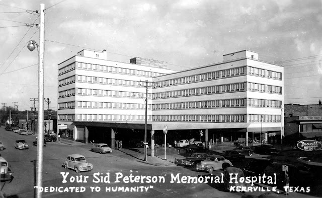 Sid Peterson Memorial Hospital, Kerrville Texas