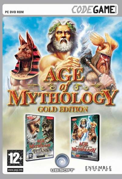 Age Of Mithology Gold Edition PC Full Español